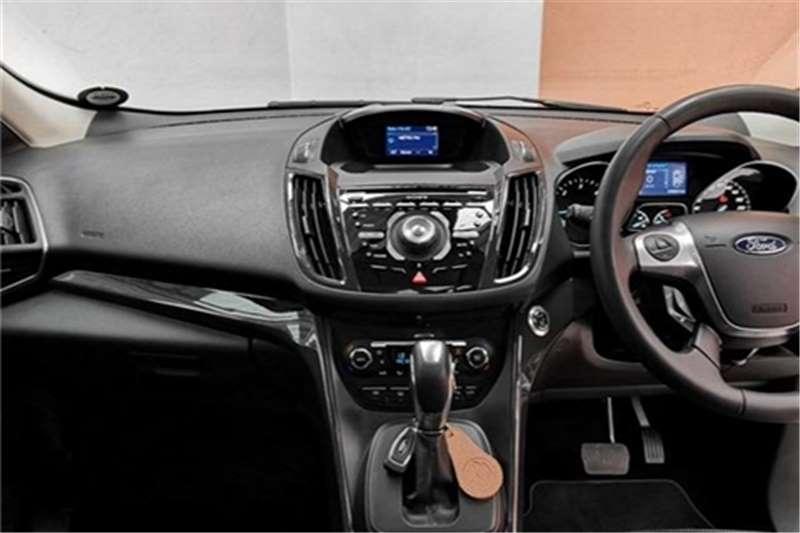 2016 Ford Kuga Kuga 2.0TDCi AWD Titanium