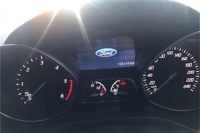 Ford Kuga 2.0TDCi AWD Titanium 2017