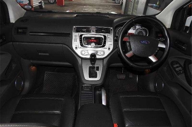 Ford Kuga 2.5T AWD Titanium 2013