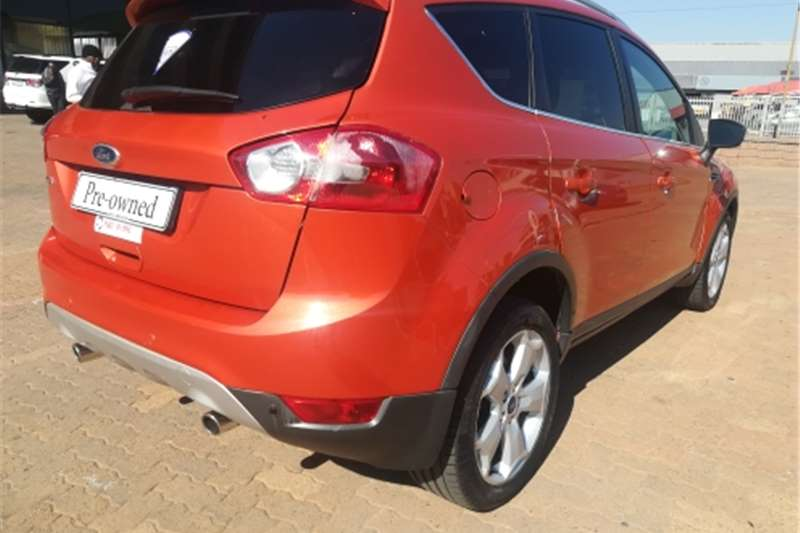 Ford Kuga 2.5T AWD Trend 2011
