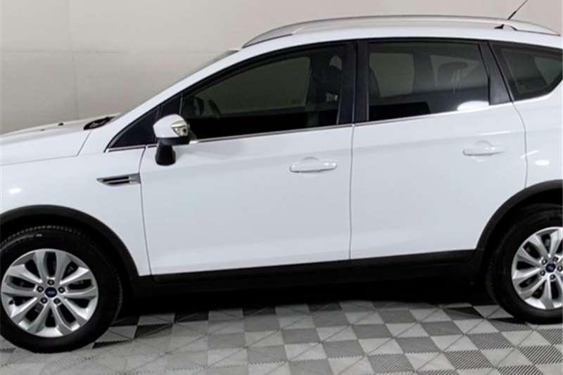 2012 Ford Kuga Kuga 2.5T AWD Trend