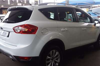 Used 2012 Ford Kuga 2.5T AWD Trend