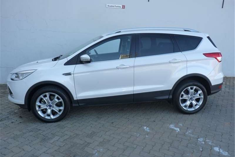 2014 Ford Kuga 1.6T AWD Trend