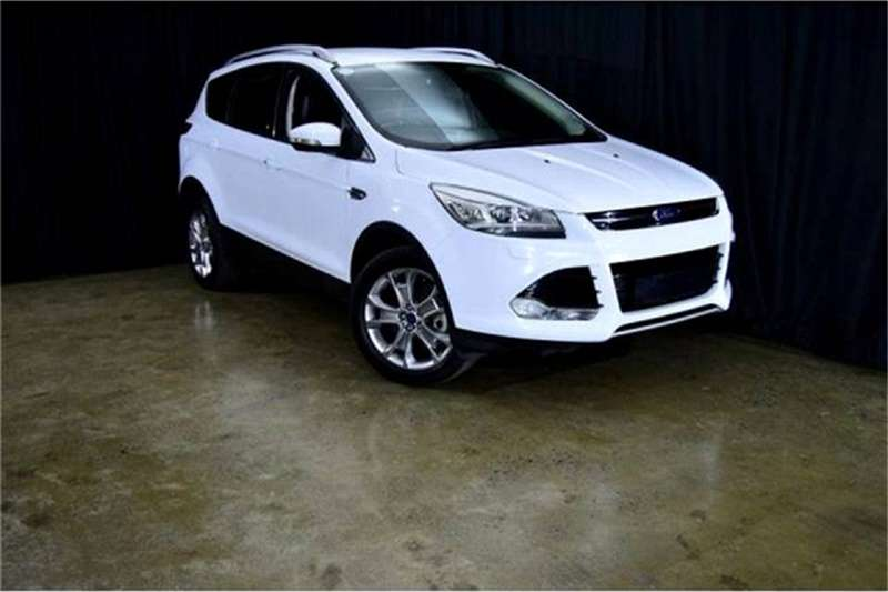 2014 Ford Kuga 2.0TDCi AWD Titanium