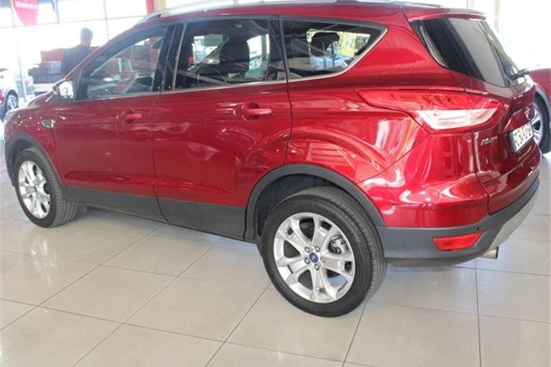 2016 Ford Kuga 2.0 EcoBoost Titanium AWD AT