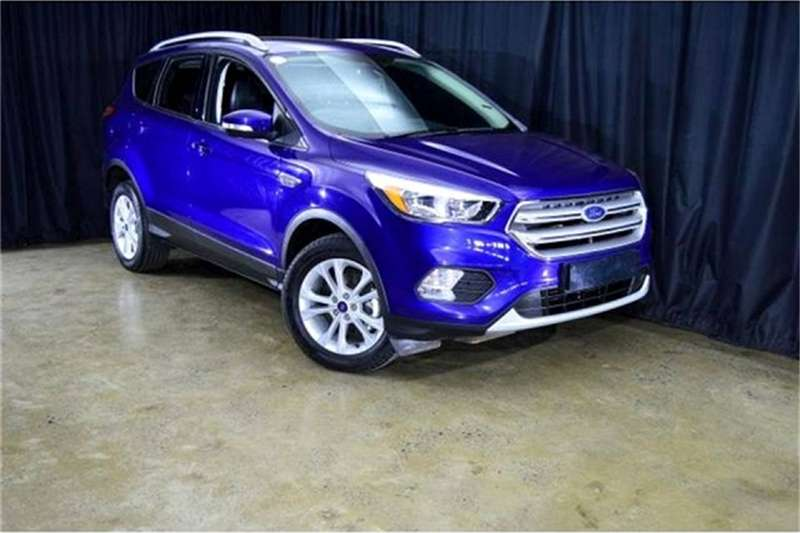 2018 Ford Kuga KUGA 1.5 ECOBOOST TREND A/T