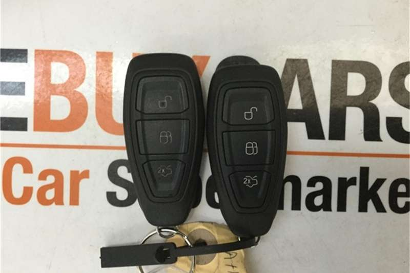2018 Ford Kuga KUGA 2.0 TDCI TREND AWD POWERSHIFT