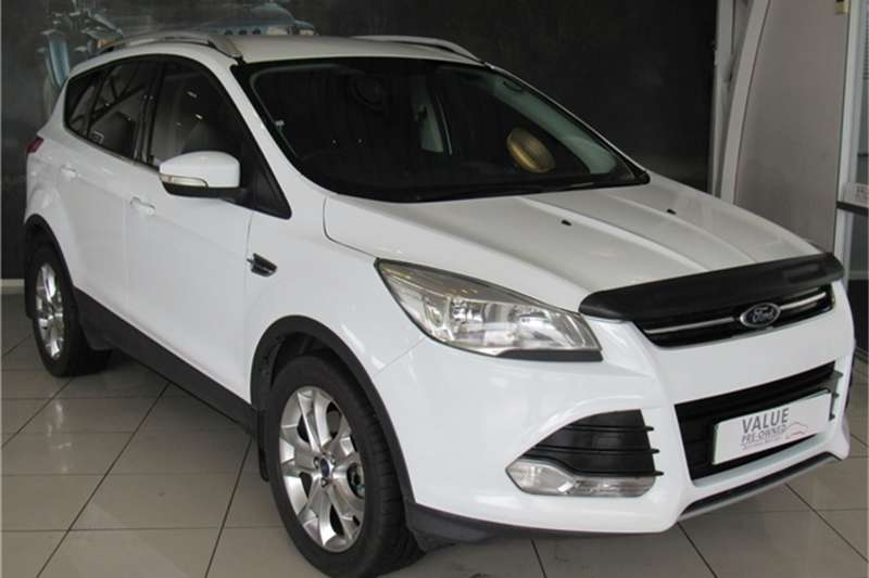 2014 Ford Kuga 2.0TDCi AWD Trend