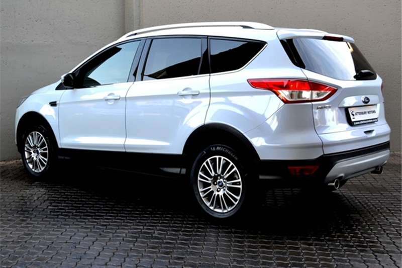 2013 Ford Kuga 2.0TDCi AWD Trend