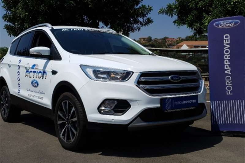 2019 Ford Kuga KUGA 1.5 TDCi TREND
