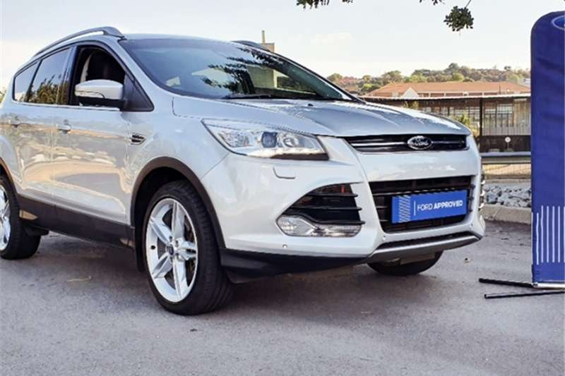 2015 Ford Kuga 2.0 EcoBoost Titanium AWD AT