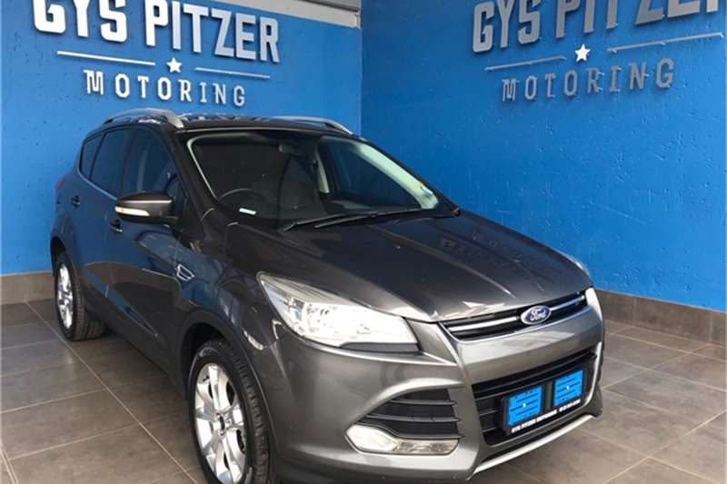 2016 Ford Kuga 1.5T Trend auto