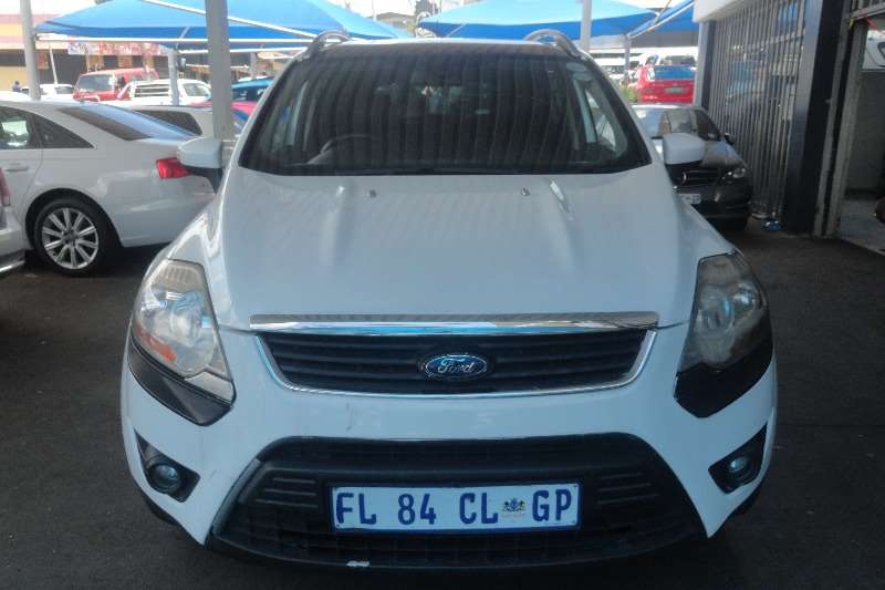 2012 Ford Kuga 1.5T Trend