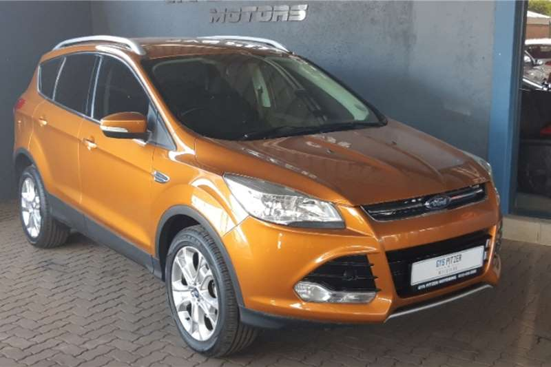 2015 Ford Kuga 1.5T Trend auto