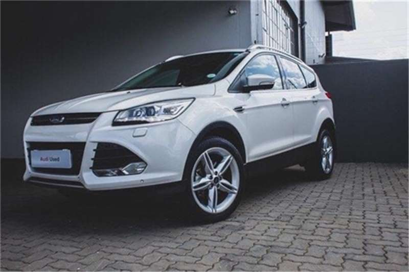 2015 Ford Kuga 2.0 EcoBoost Titanium AWD AT