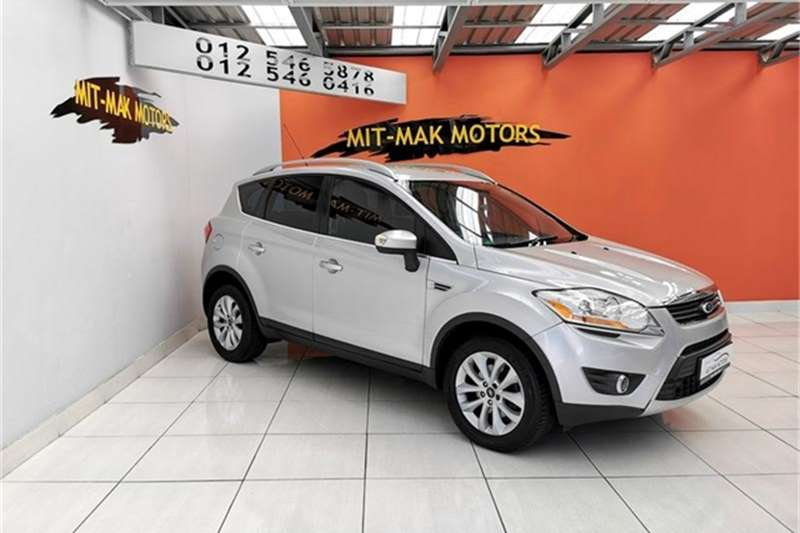 2012 Ford Kuga 2.5T AWD Trend