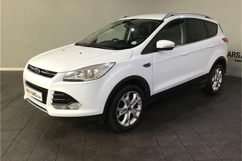 2013 Ford Kuga 1.6T AWD Trend