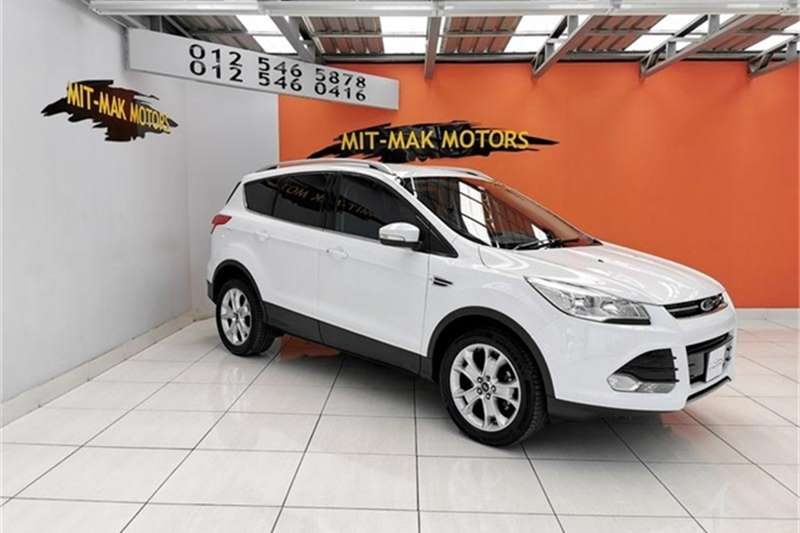 2014 Ford Kuga 1.6T Trend