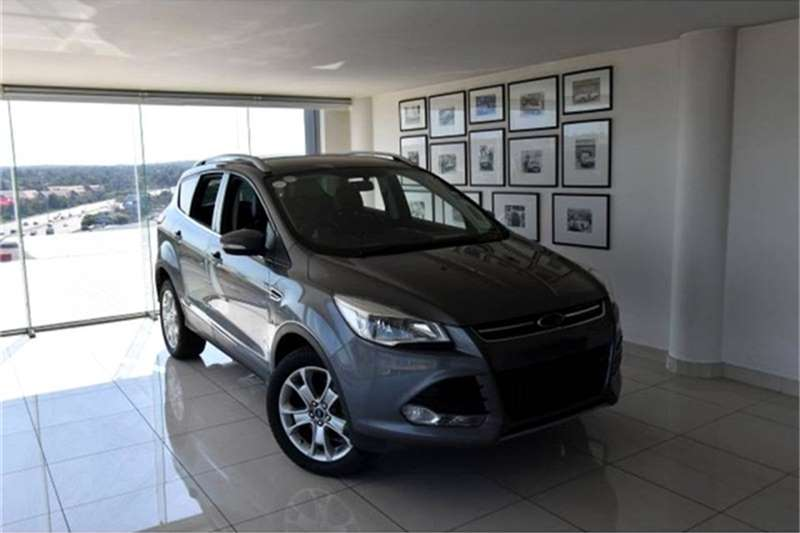 2014 Ford Kuga 2.0TDCi AWD Trend