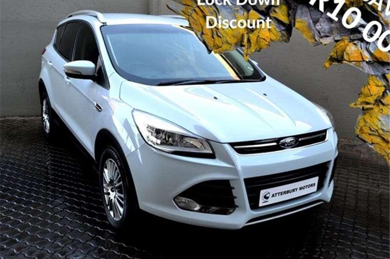 2013 Ford Kuga 2.0TDCi AWD Trend