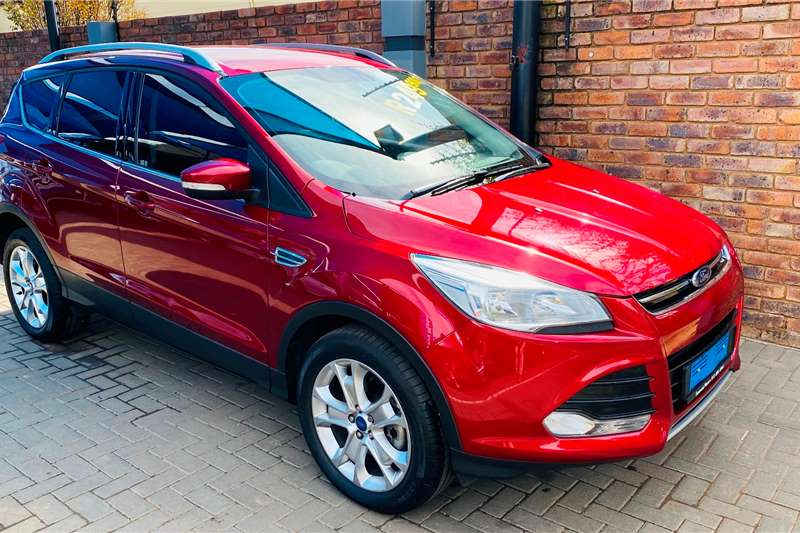 2015 Ford Kuga 2.0TDCi AWD Trend