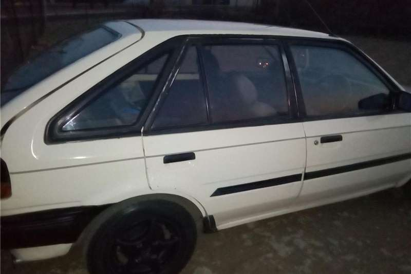 Ford Laser 1988