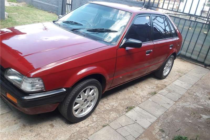 Used 1997 Ford Laser