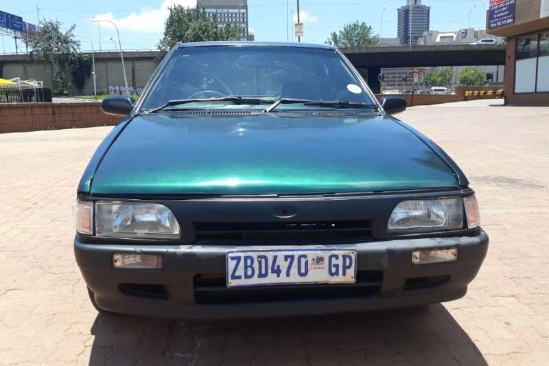 Ford Laser Ford 2002