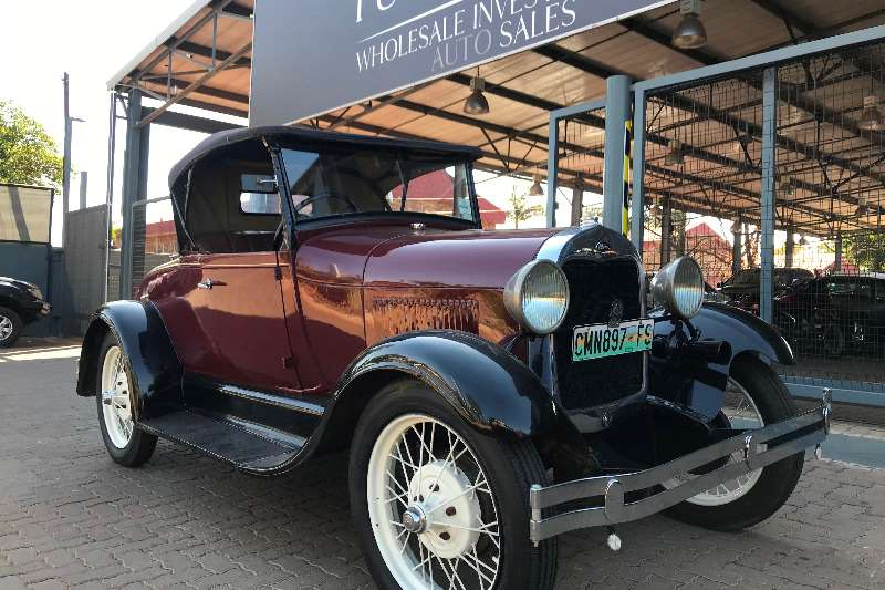 Ford Model A 2019