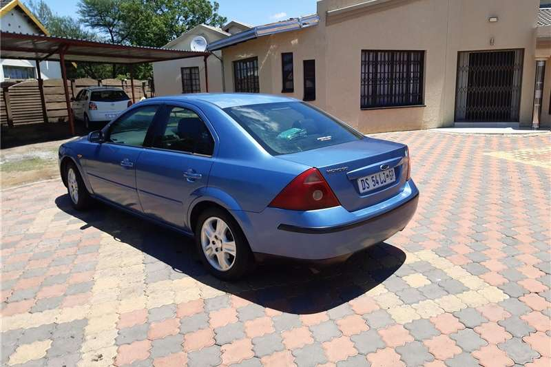 Ford Mondeo 2.0 Trend 2002