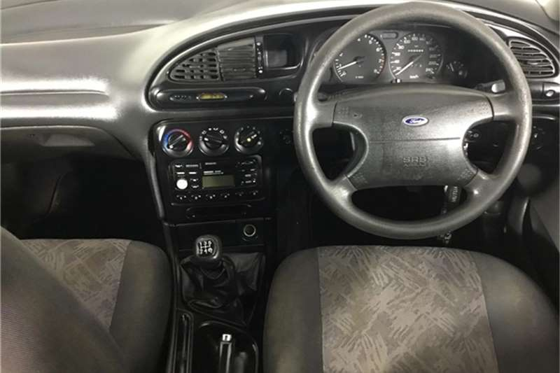 Used 2001 Ford Mondeo