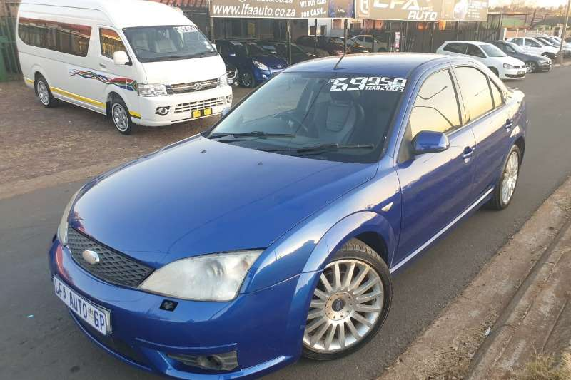 Ford Mondeo 3.0 ST220 2003