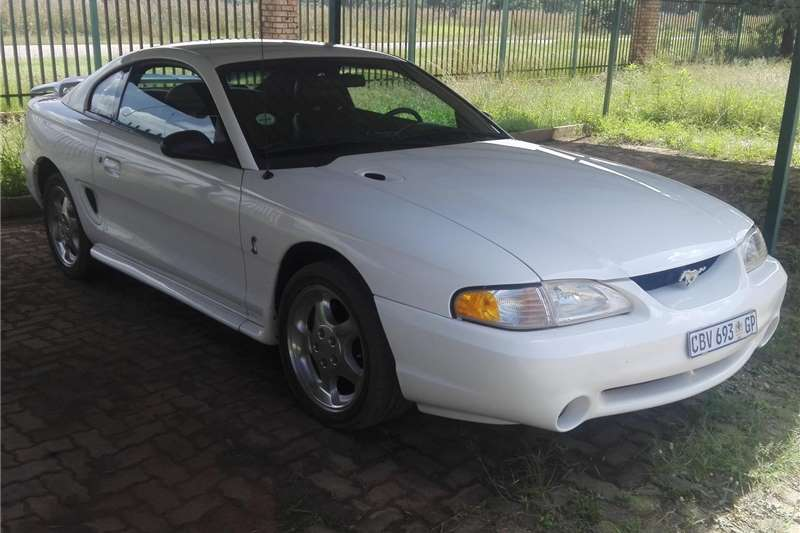 Used 1995 Ford Mustang