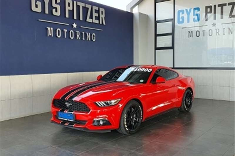 Used 2017 Ford Mustang 2.3T fastback