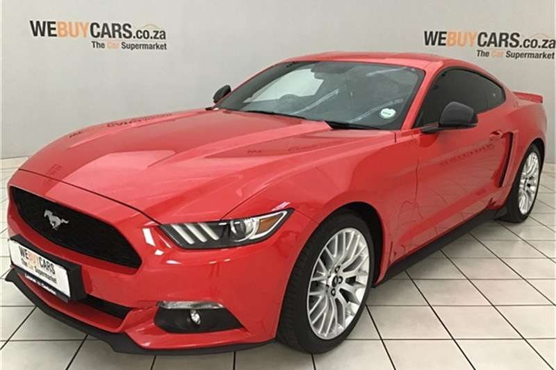 Ford Mustang 2.3T fastback 2018