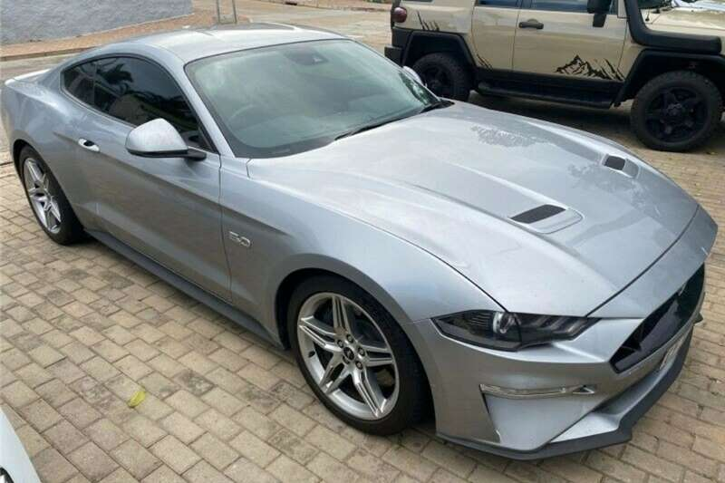 Used 2020 Ford Mustang