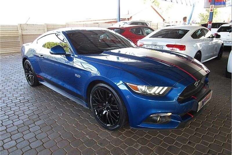 Ford Mustang 5.0 GT Coupe 2019