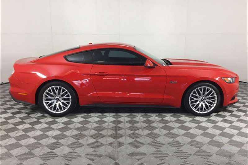 2017 Ford Mustang Mustang 5.0 GT fastback