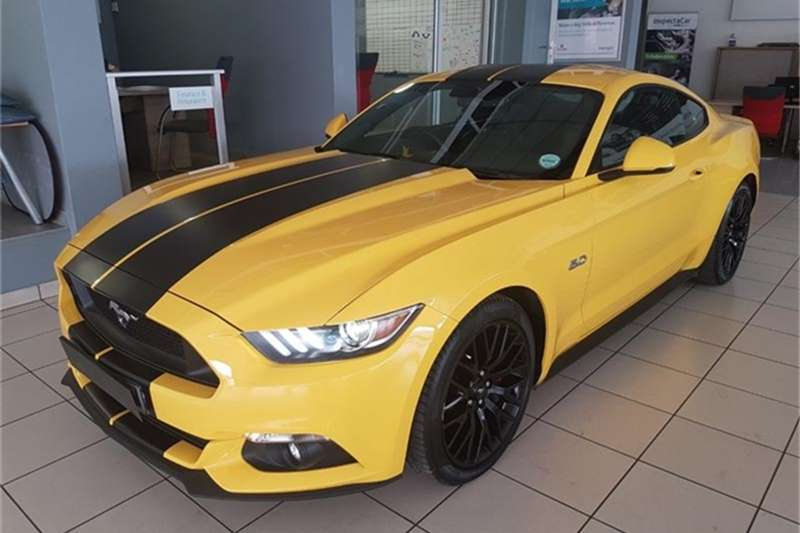Ford Mustang 5.0 GT fastback 2018