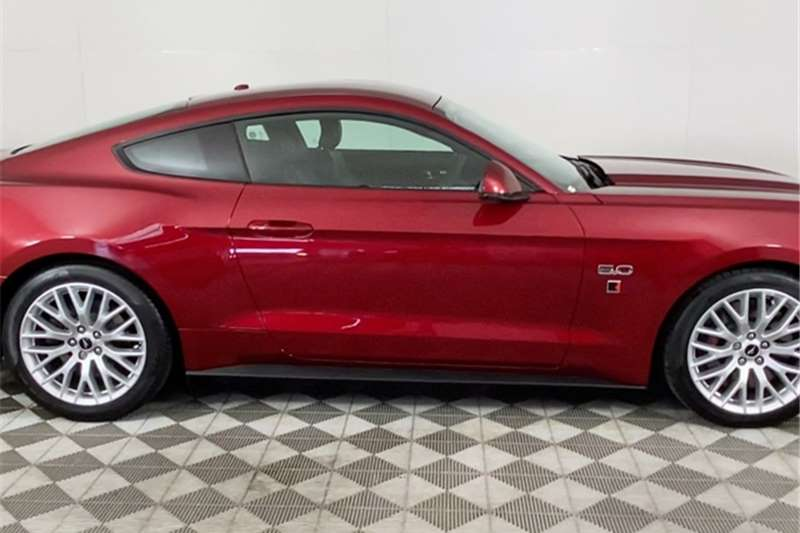 Used 2018 Ford Mustang 5.0 GT fastback auto