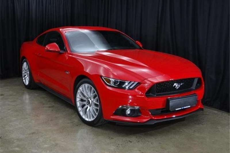 Ford Mustang 5.0 GT fastback auto 2019