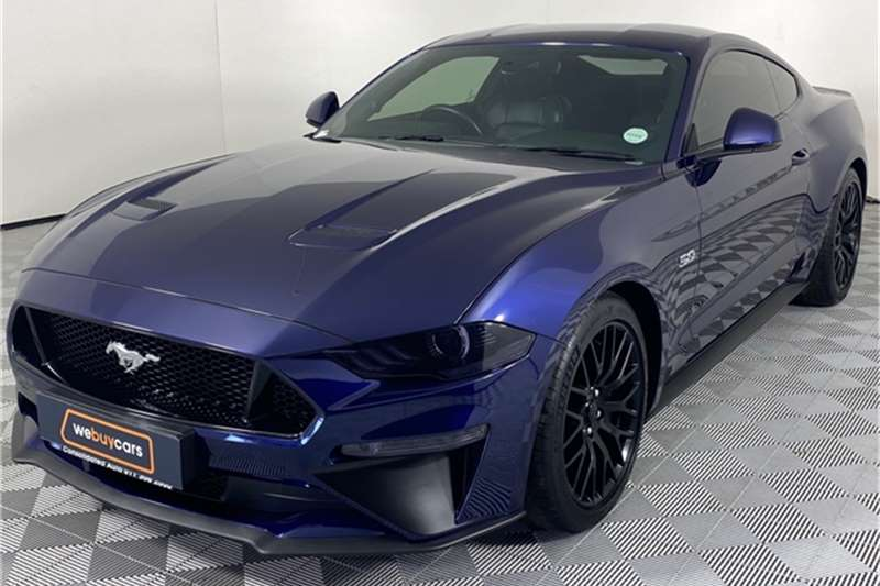 Used 2020 Ford Mustang 5.0 GT fastback auto