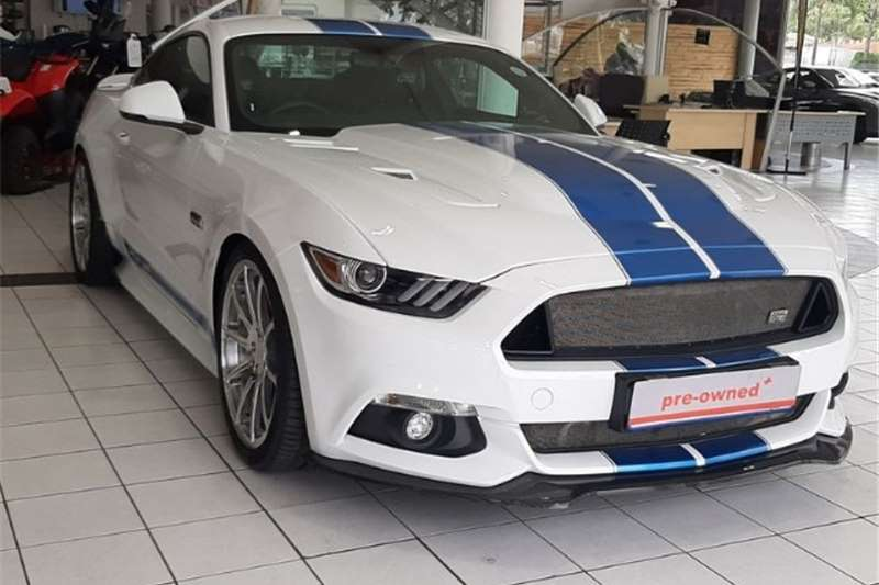 Ford Mustang 5.0 Shelby GTE Plus 2018