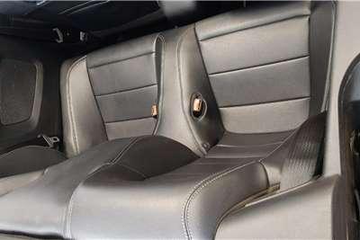 Ford Mustang Convertible MUSTANG 2.3 CONVERT A/T 2017