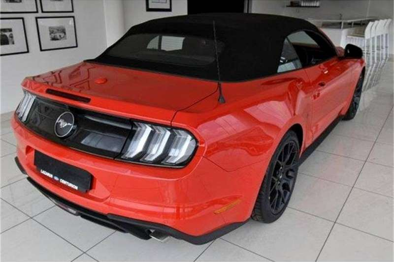 Ford Mustang Convertible MUSTANG 2.3 CONVERT A/T 2020