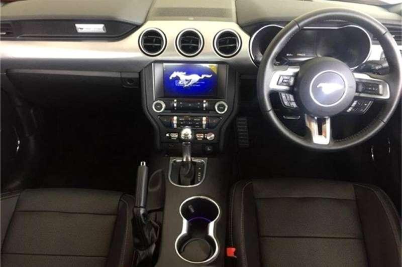 Ford Mustang convertible MUSTANG 2.3 CONVERT A/T 2020