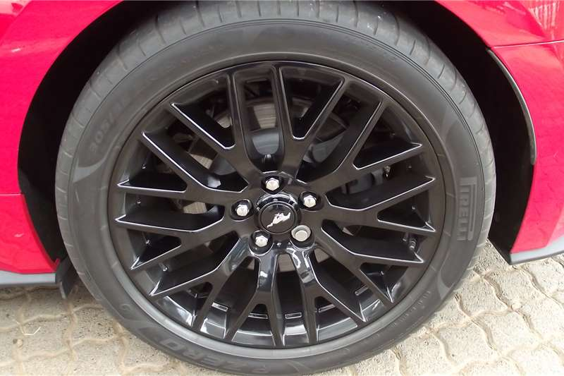 Ford Mustang convertible MUSTANG 5.0 GT CONVERT A/T 2018
