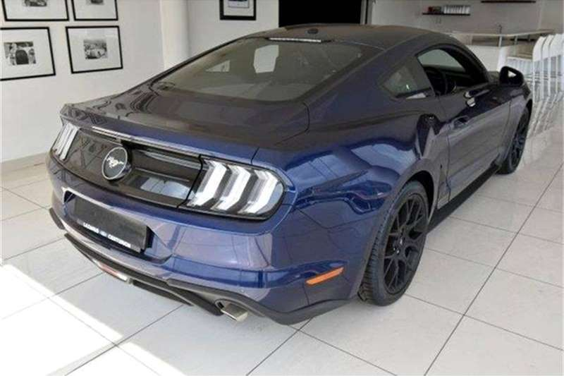 Ford Mustang fastback MUSTANG 2.3 A/T 2020