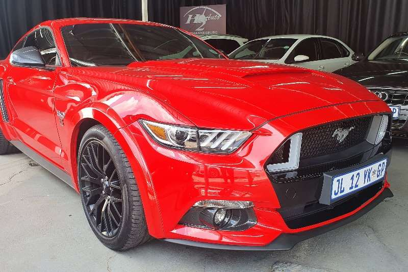 Ford Mustang Fastback MUSTANG 5.0 GT A/T 2018