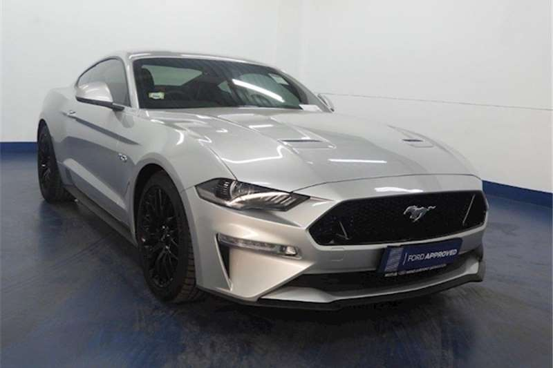Ford Mustang Fastback MUSTANG 5.0 GT A/T 2020